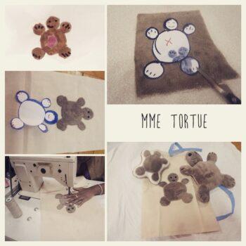 Instagram - Création de Mme Tortue #ZAZAbracadabra #doudou #dessin #enfants