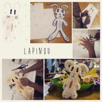 Instagram - Et voici un autre petit Lapinou! #zazabracadabra #dessinsdenfants #creationsuniques