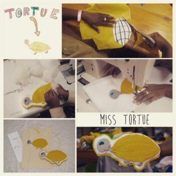 Instagram - Nous vous présentons Miss Tortue! Oui oui dans l'imaginaire des enfants les tortues jaunes existent! _#zazabracadabra #dessinsd